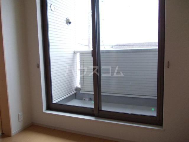 フォレストヴィラA 02030号室のバルコニー