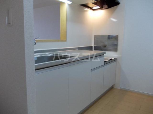 フォレストヴィラA 02030号室のキッチン