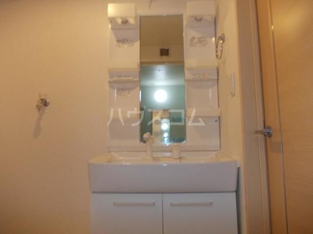 フォレストヴィラA 02030号室の洗面所