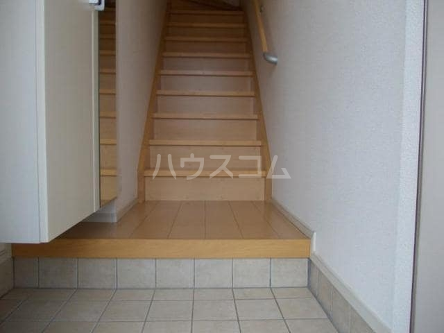 フォレストヴィラA 02030号室の玄関