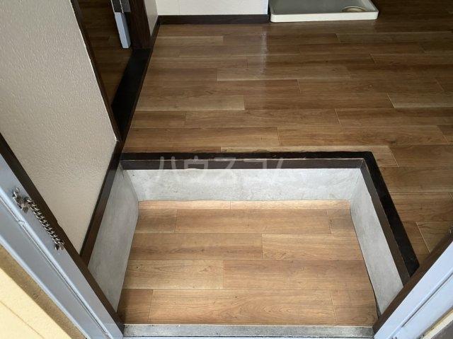フォーブル太平台A 102号室の玄関