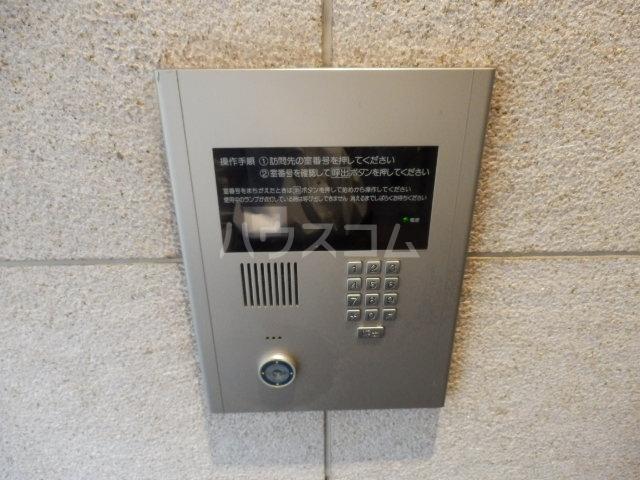 イプセ蒲田 1108号室のセキュリティ