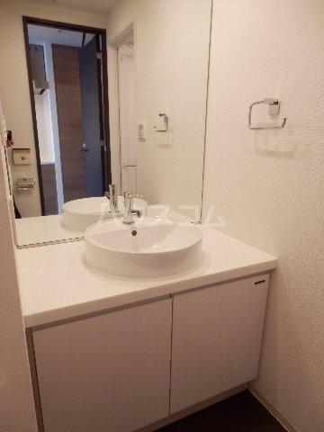 イプセ蒲田 1108号室の洗面所