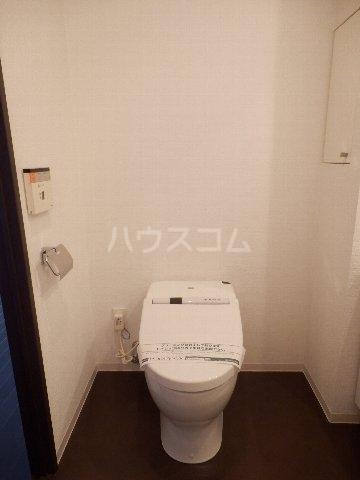 イプセ蒲田 1108号室のトイレ
