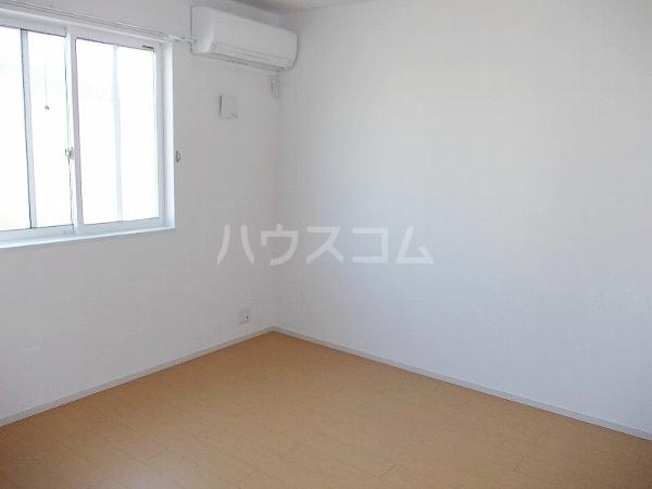 ウィッシュA 01020号室のベッドルーム