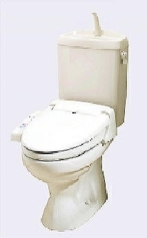 ウィッシュA 01020号室のトイレ