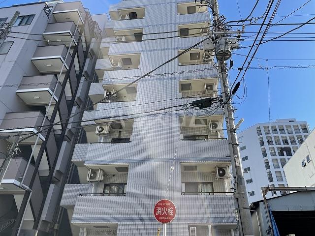 スカイコート川崎第5外観写真