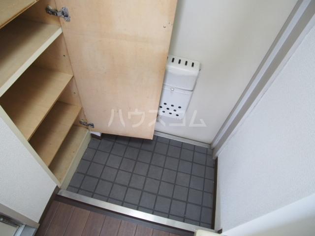 スカイコート草加 501号室の玄関