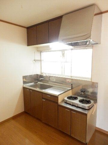 それいゆ夏見 102号室のキッチン