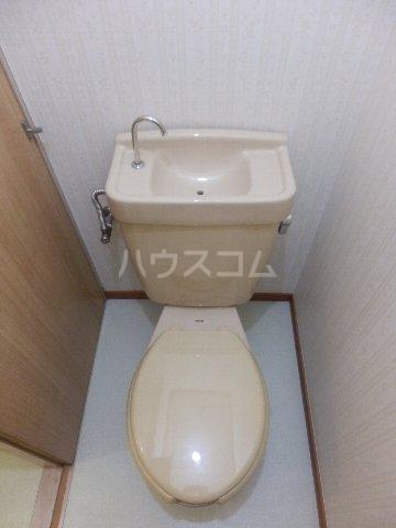 それいゆ夏見 102号室のトイレ