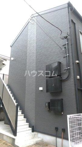 リブリ・WingⅡ渡田山王の外観