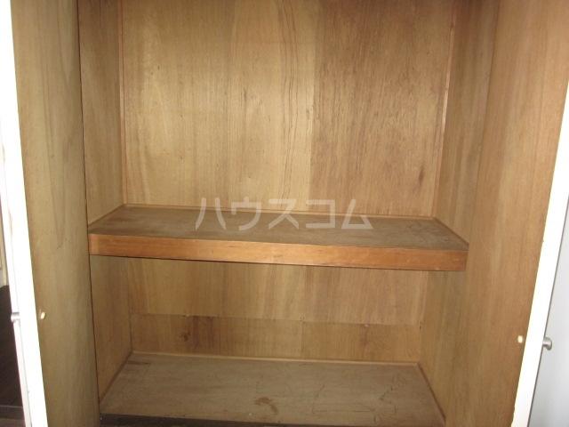レオパレスRX黄金 406号室の収納