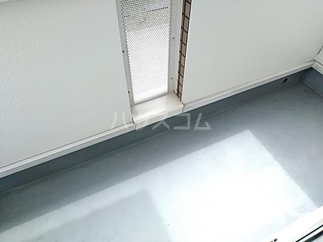 プラシードⅢ 01050号室のバルコニー