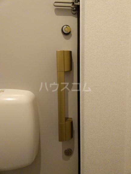 グレイス鶴里 02020号室のセキュリティ