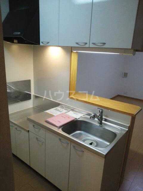 エレガンス柿畑 Ⅰ 01020号室のキッチン