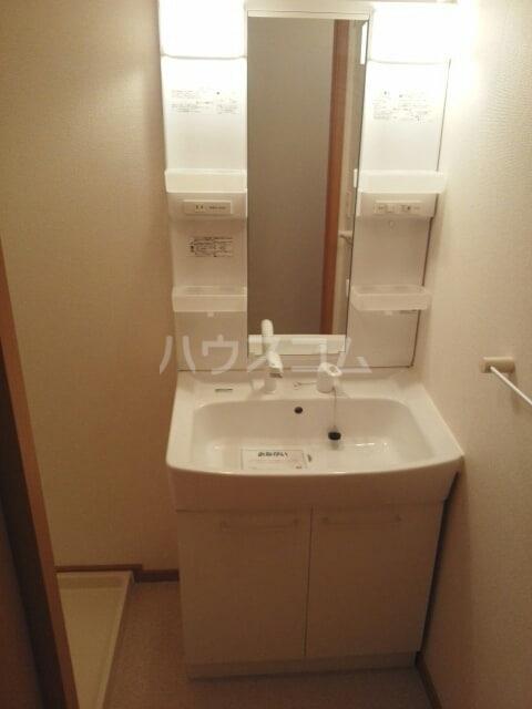 エレガンス柿畑 Ⅰ 01020号室の洗面所