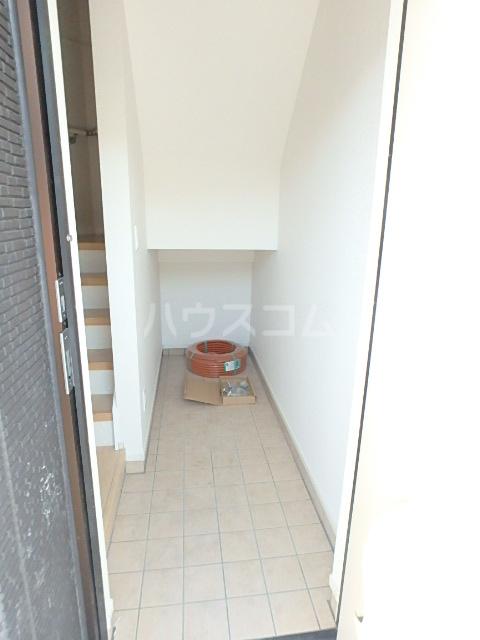 コーポ宮東 03020号室の玄関