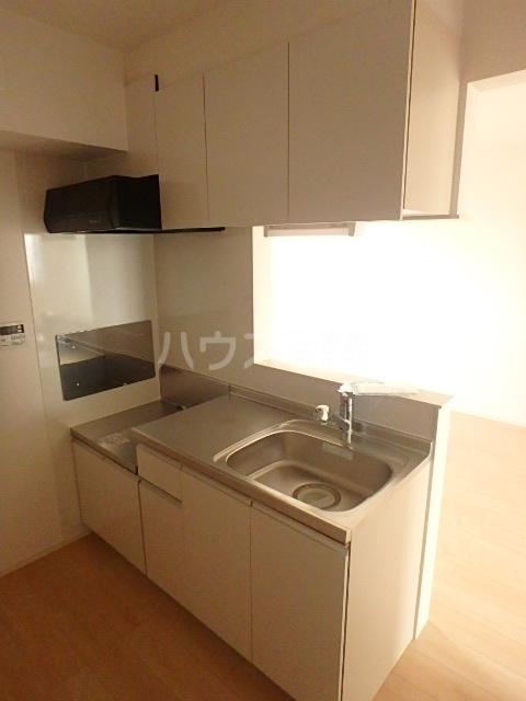 コーポ宮東 03020号室のキッチン