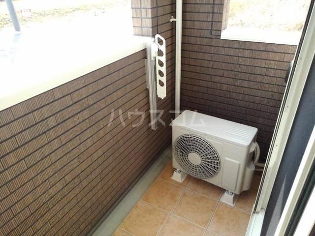 クノッシ ボア Ⅱ 01010号室のバルコニー