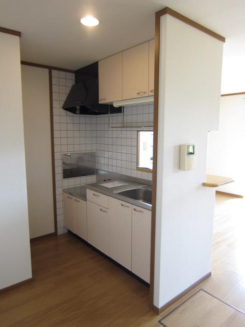コーポラスエース 01040号室のキッチン
