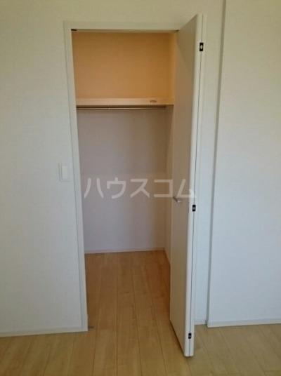 サンハウスつしまⅡ 02010号室の収納