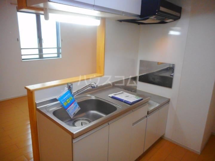 インプレス東起 Ⅰ 03010号室のキッチン
