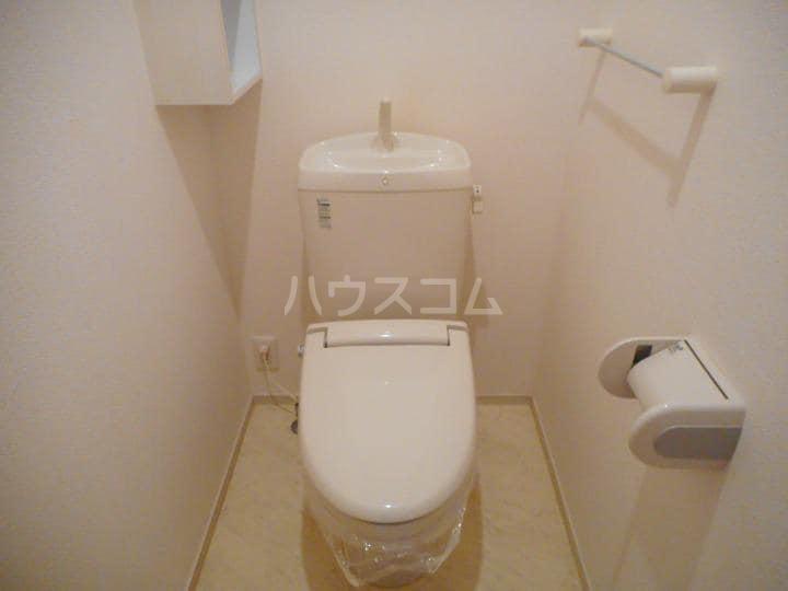 インプレス東起 Ⅰ 03010号室のトイレ