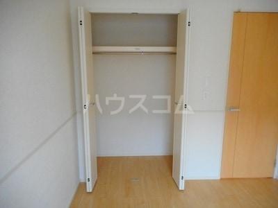 カサ カンパーナⅡ 01010号室の収納