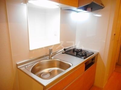 カーサミツミネ ルーチェ 01030号室のキッチン