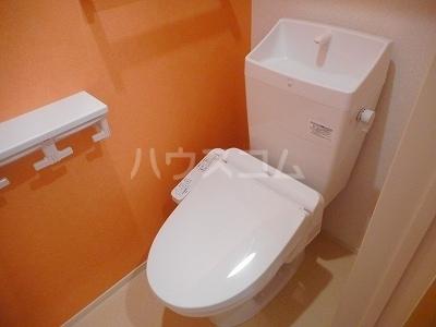 カーサミツミネ ルーチェ 01030号室のトイレ