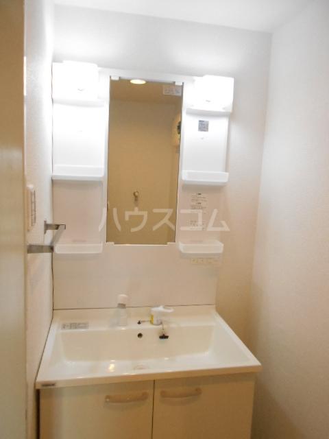 アルト厚木 104号室の洗面所