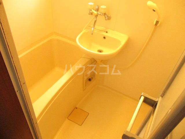 ドミールアイボリー 201号室の風呂