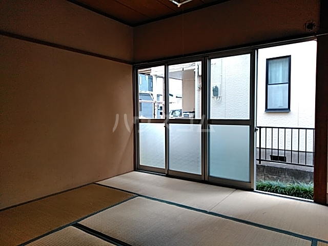 第一コ-ポ新河岸 101号室の居室