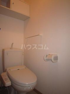 サンライト・キュート 01020号室のトイレ