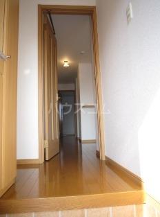 サンライト・キュート 01020号室の玄関