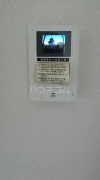 コーポ梨花 01040号室のセキュリティ
