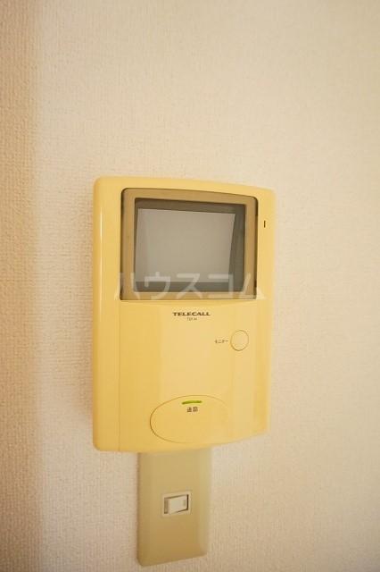 エスポワールA 02030号室のセキュリティ
