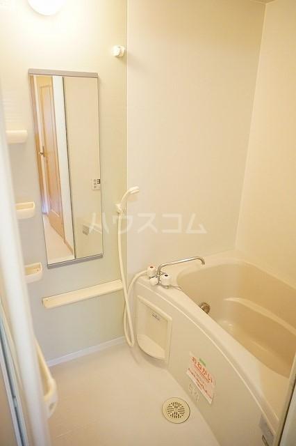 エスポワールA 02030号室の風呂