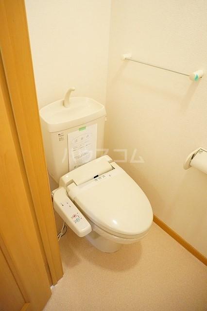 エスポワールA 02030号室のトイレ