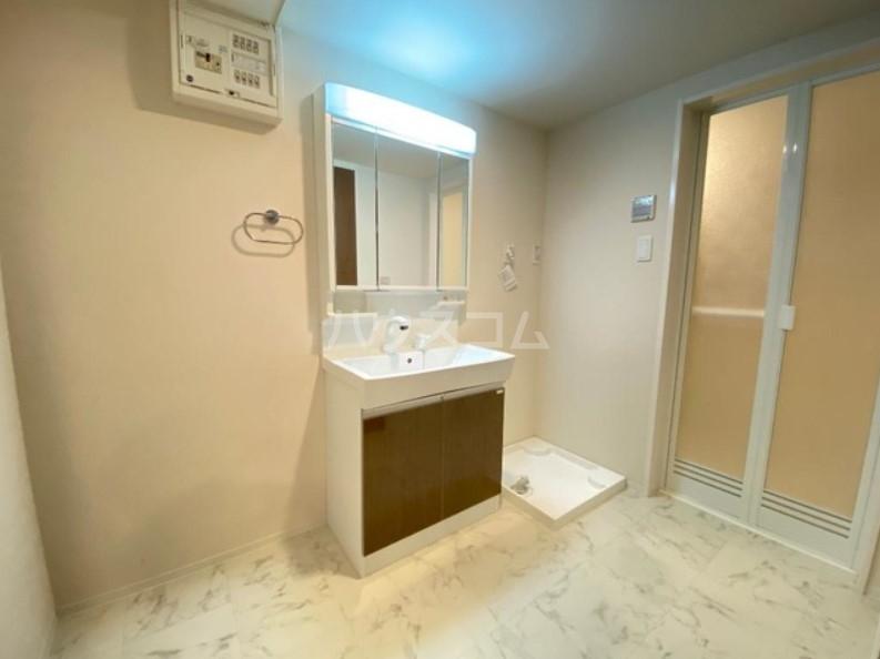 ハイツグレース 102号室の洗面所
