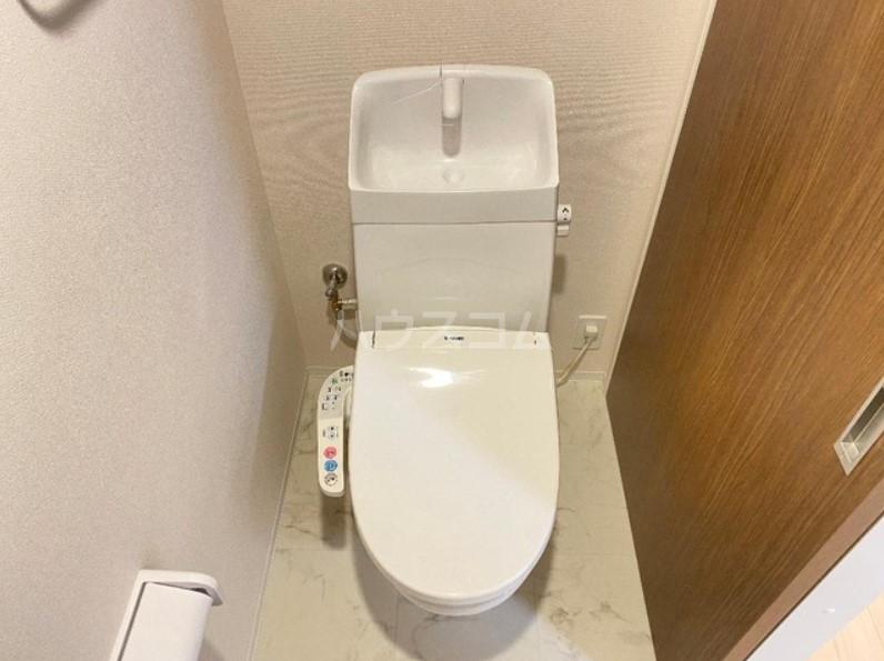 ハイツグレース 102号室のトイレ