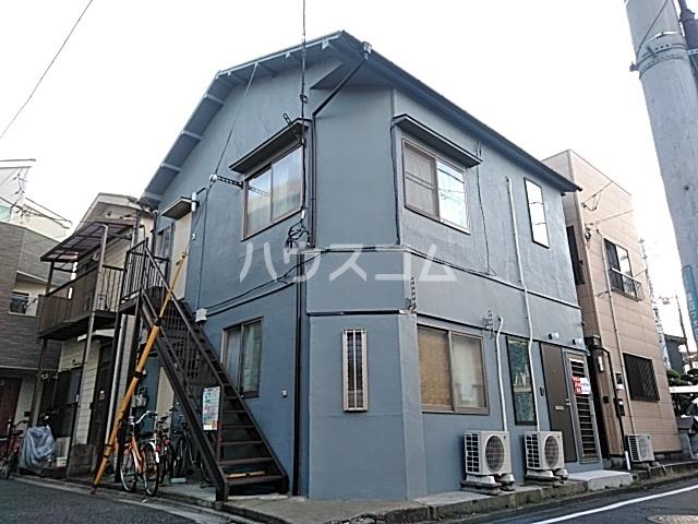 四ツ木篠田荘の外観