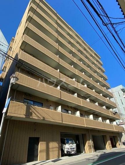 旗ヶ岡アパートメント 703号室の外観