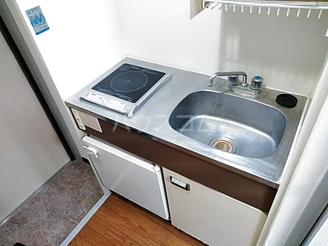 プリシア千里丘 207号室のキッチン