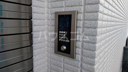 ラフィネ芦花公園B 101号室のセキュリティ