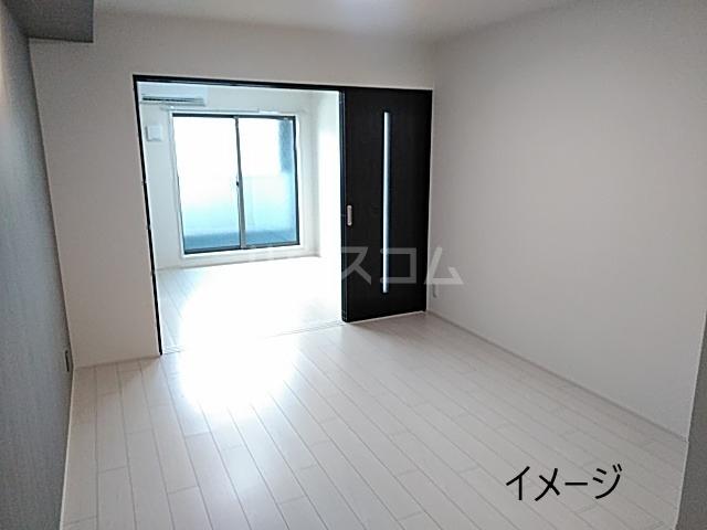 フジパレス一津屋一丁目 0205号室のベッドルーム