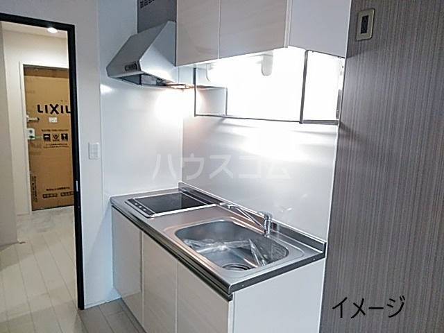 フジパレス一津屋一丁目 0205号室のキッチン