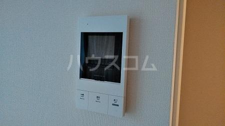 ラフィネ芦花公園B 202号室のエントランス