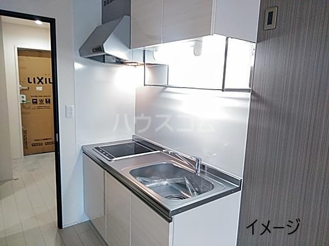 フジパレス一津屋一丁目 0302号室のキッチン