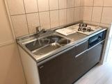 ひたちなか市足崎新築アパート 105号室のキッチン